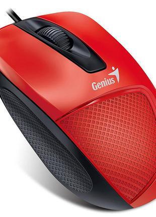 Мышь Genius DX-150X (31010231101) Red/Black USB