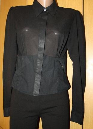 Шикарная дизайнерская блуза рубашка от elizabeth emanuel, 12 р.