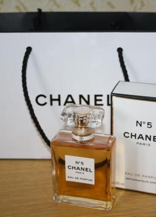 Chanel №5 eau de parfum, 50 мл, франция