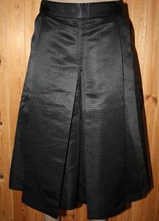 Юбка брюки кюлоты ткань в рубчик, м