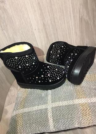 Угги сноубутсы валенки зимние сапоги ботинки