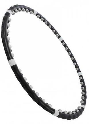 Массажный обруч для похудения Massaging Hoop с магнитами