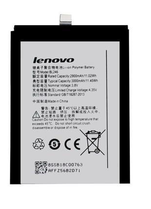 Аккумулятор BL246 (АКБ, батарея) Lenovo Vibe Max (Li-ion 3.8V ...