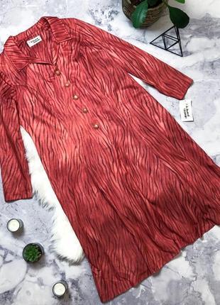 Новое платье свободного кроя richards richards