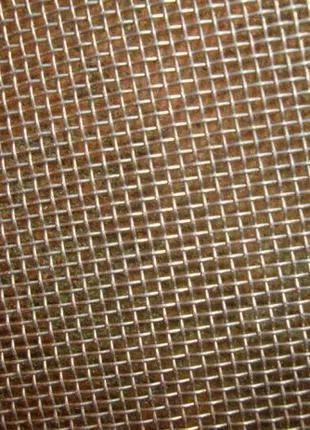 Сетка нержавейка для пчеловодства. Ячейка 1,7х1,7 мм