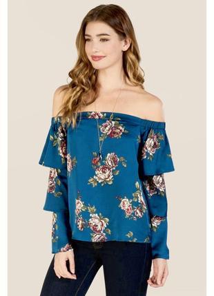 Sale! блузка на плечи