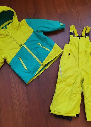 2-3года(92-98см)rodeo зимний термо костюм(штаны+куртка)lenne r...