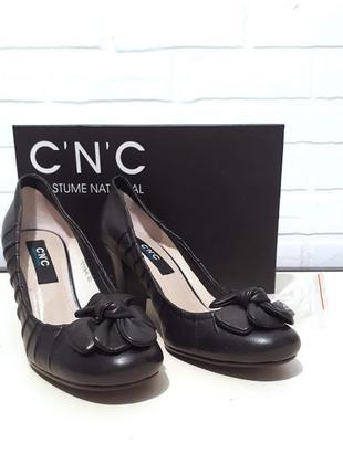 Новые кожаные туфли costume national cnc 40 размер