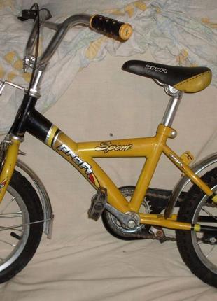 """Детский велосипед Profi колёса на 14"""" дюймов."""