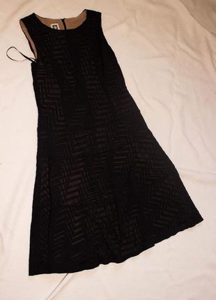 Платье сукня сетка миди вечернее