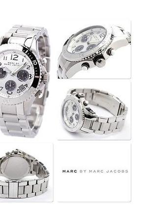 Часы unisex бренда marc jacobs оригинал