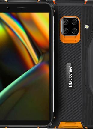Смартфон Blackview BV5100 Pro 4/128GB Dual Sim Orange EU_