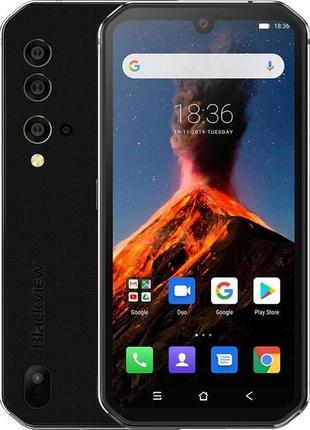Смартфон Blackview BV9900 Pro 8/128GB Dual Sim Silver EU_