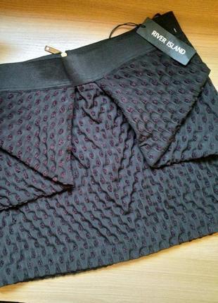 Шикарная мини юбка