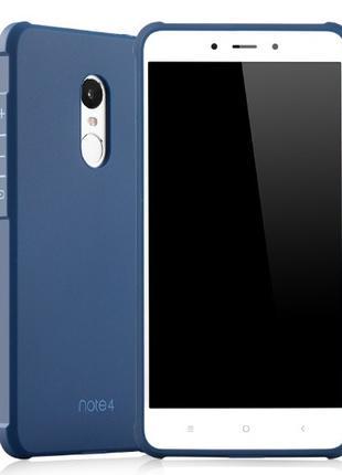 Чехол cocoSe для Xiaomi Redmi Note 4 ( Helio X20 НЕ ДЛЯ ГЛОБАЛ...