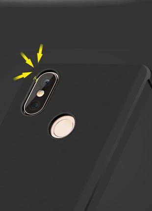 Чехол противоударный cocoSe для Xiaomi Redmi Note 6.