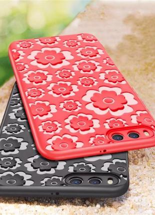 Чехол бампер cocoSe 3D Fashion для Xiaomi Mi Note 3.