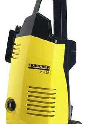 Прокат аренда мойки высокого давления Karcher