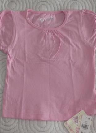 Нова футболка girl2girl р. 5-6 років