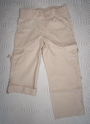 Нові літні штани crazy8 р. 4 роки