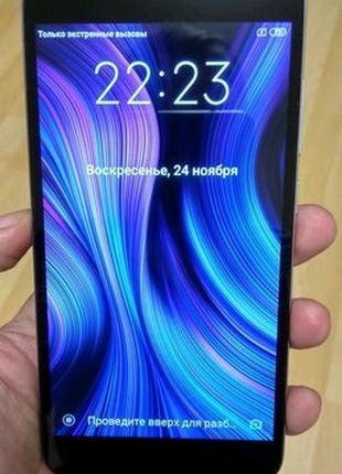 Xiaomi Redmi Note 5A (2/16 Gb) + чехол Nillkin