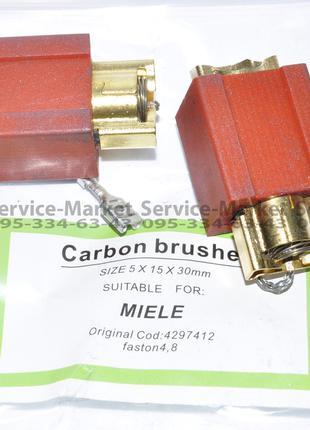 Щетки стиральной машины Miele в корпусе 4297412 для стиральной...