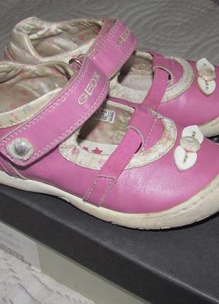 Туфлі geox р. 26