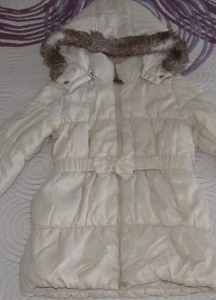 Курточка h&m на 7-8 років єврозима