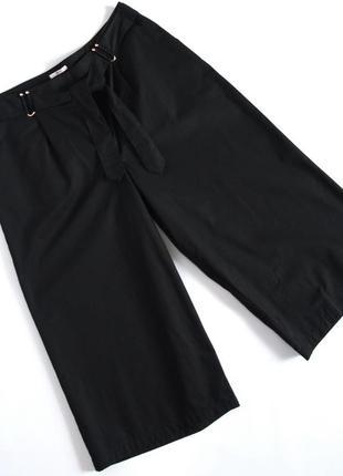 Ультрамодные брюки кюлоты tu, большой размер!