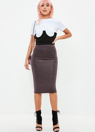 Хит 2020 года!!! юбка с металической нитью/ спідниця з металев...