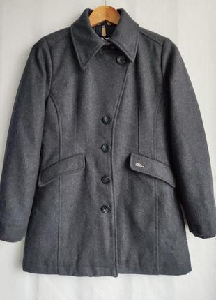 Шерстяное пальто голандского бренда reset на подростка