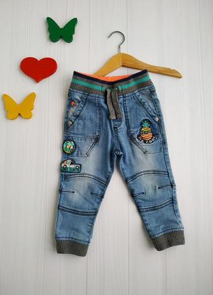 1-1,5 года, джинсы