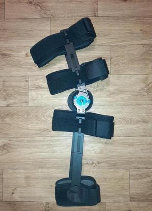 Ортез (фиксатор) коленного сустава