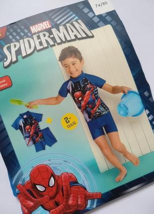 Новий купальний костюм marvel