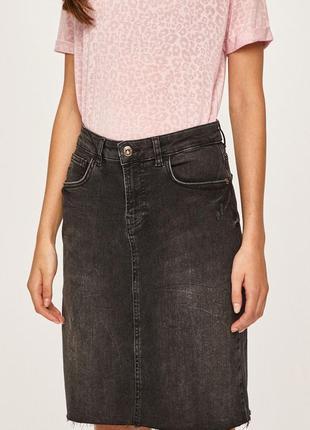 Джинсовая юбка-карандаш answear