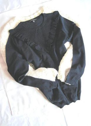 Трикотажная кофта с оборками dorothy perkins