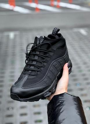 Кроссовки nike sneakerboot 95 black