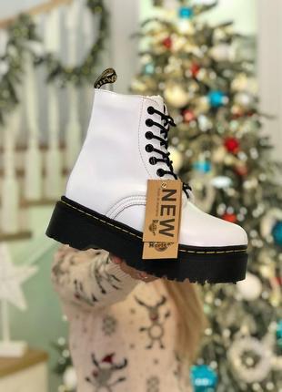 Ботинки dr martens jadon (зима)