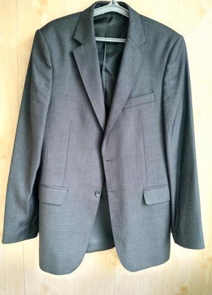 Классический мужской костюм patrick figaro