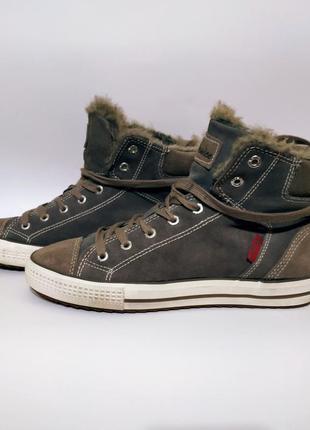 Venice зимние кроссовки, зимние кеды, теплые кроссовки, кеды з...