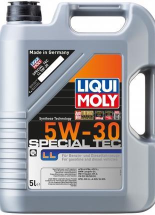 Моторное масло Liqui Moly Special Tec LL / OPEL 5W-30 5л.