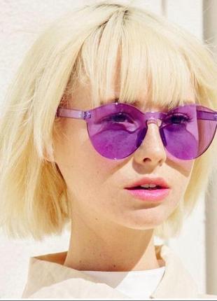 Стильные очки 😎 тренд 2019🔥🔥🔥
