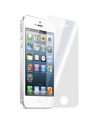 Захисне скло Glass iPhone 5, 5S, 5С, 5SE