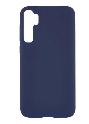 Накладка Original Silicone Case Realme XT blue