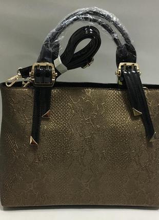 Женская сумка для деловой и активной