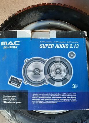 Автоакустика Mac Audio 2.13