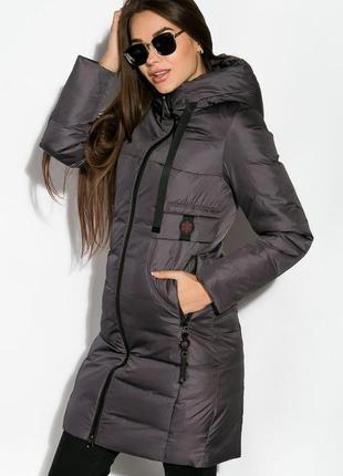 Куртка женская, зимнее пальто пуховик