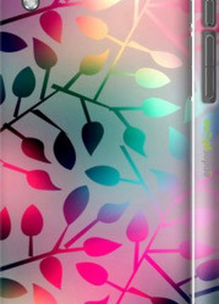"""Чехол на HTC Desire 816 Листья """"2235c-169-2448"""""""