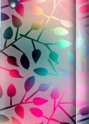 """Чехол на HTC Desire 626G Листья """"2235c-144-2448"""""""