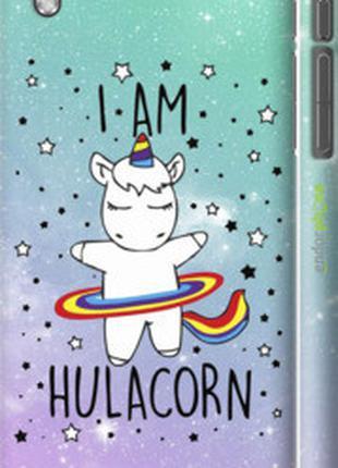 "Чехол на HTC Desire 816 I'm hulacorn ""3976c-169-2448"""